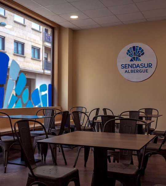 Sendasur, tu albergue en Porriño